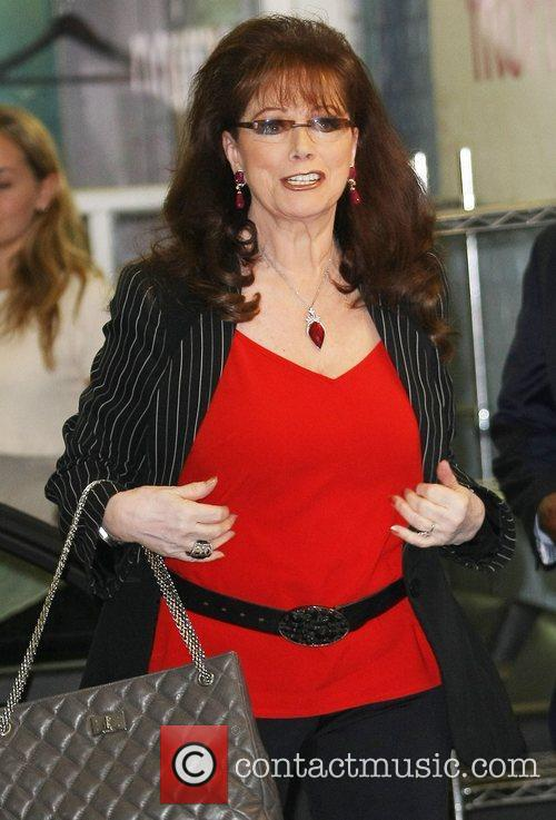 Jackie Collins and Itv Studios 2