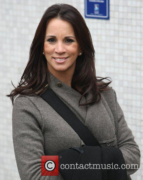 Andrea Mclean and Itv Studios 3