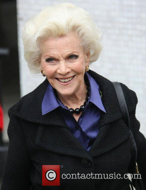 Honor Blackman and Itv Studios 3