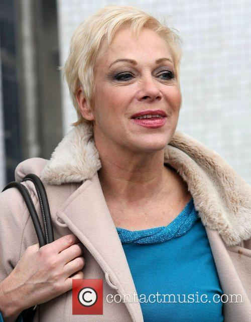 Denise Welch, who announced she had separated from...