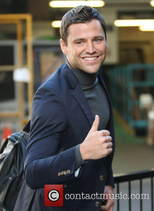 Mark Wright and Itv Studios 6
