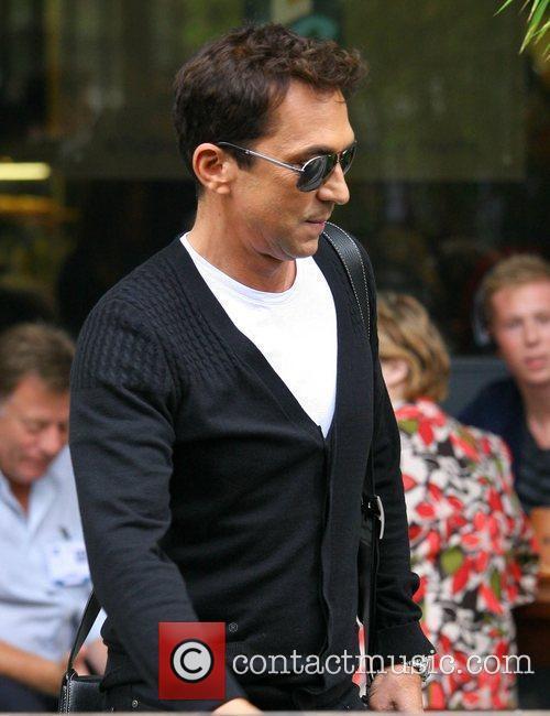 Bruno Tonioli outside the ITV studios  London,...