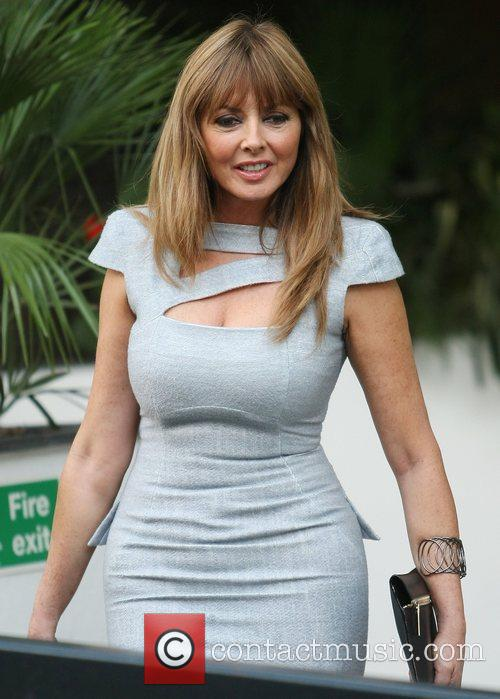 carol vorderman at the itv studios london 4075768