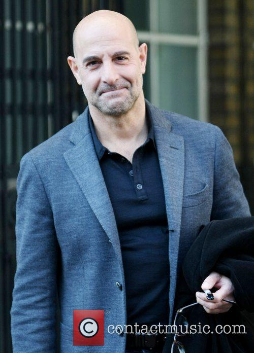 Stanley Tucci and Itv Studios 1