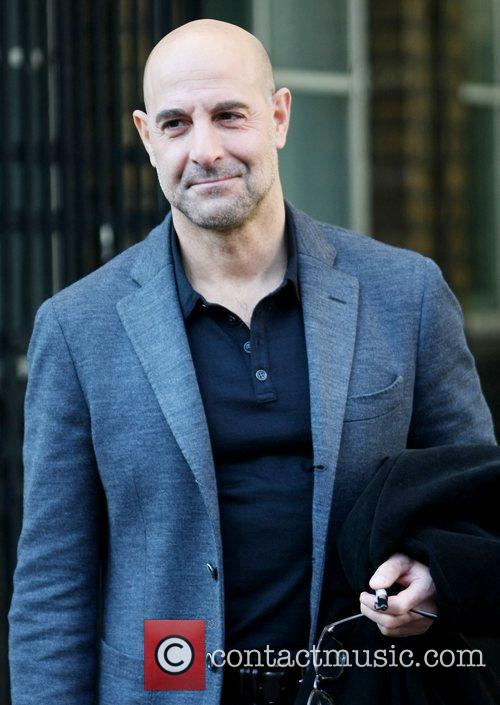 Stanley Tucci and Itv Studios 2