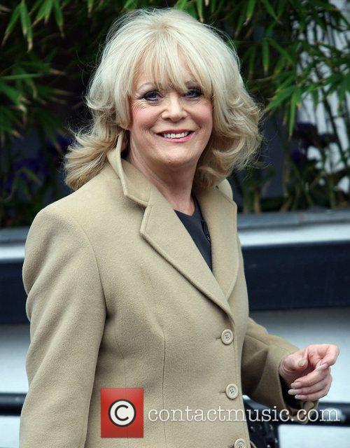 Sherrie Hewson at the ITV studios  Lonodn,...