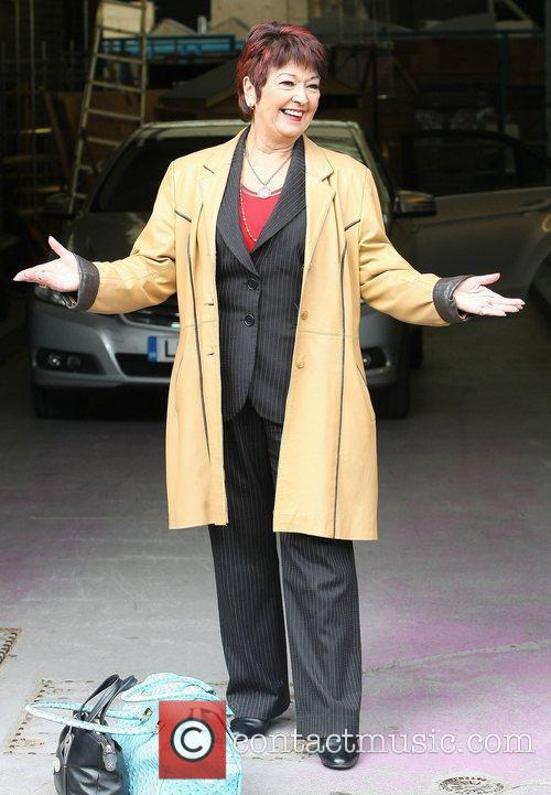 Ruth Madoc and Itv Studios 2