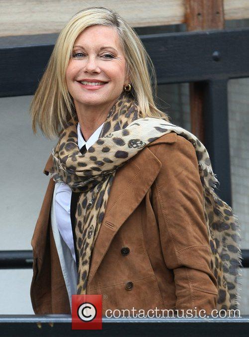 Olivia Newton-John and ITV Studios 1