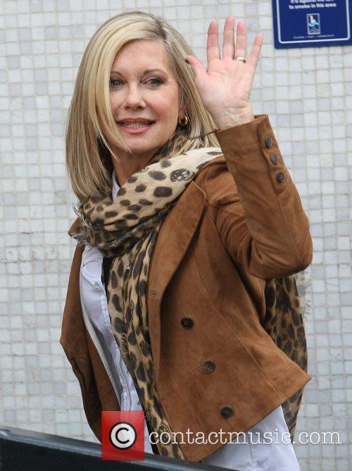 Olivia Newton-John and ITV Studios 6