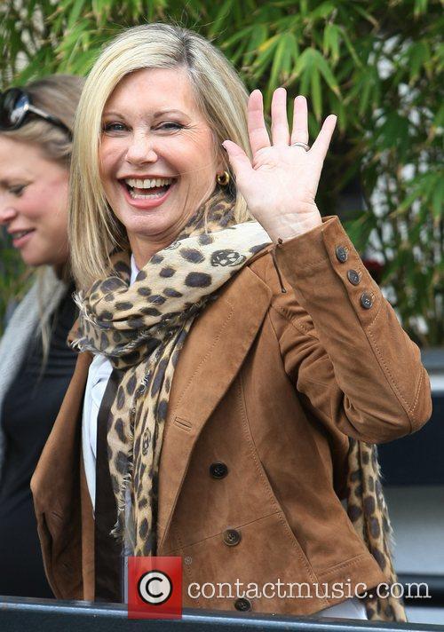 Olivia Newton-John and ITV Studios 7