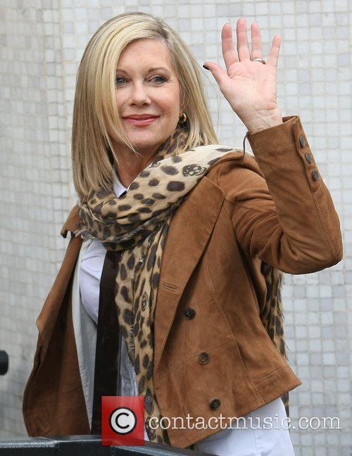 Olivia Newton-John and ITV Studios 8