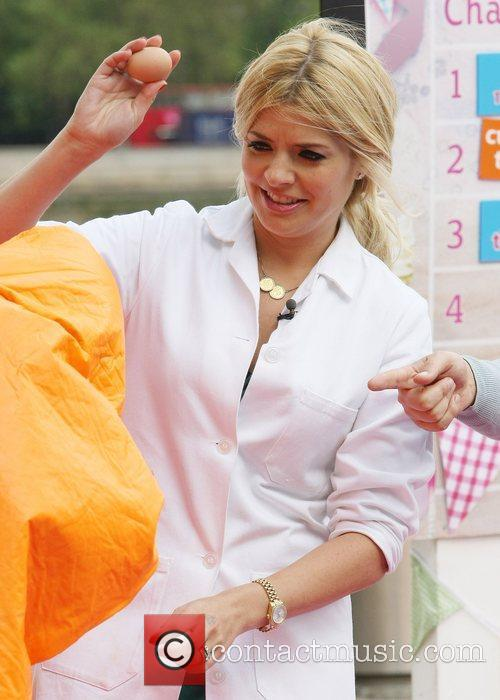 Holly Willoughby and ITV Studios 4