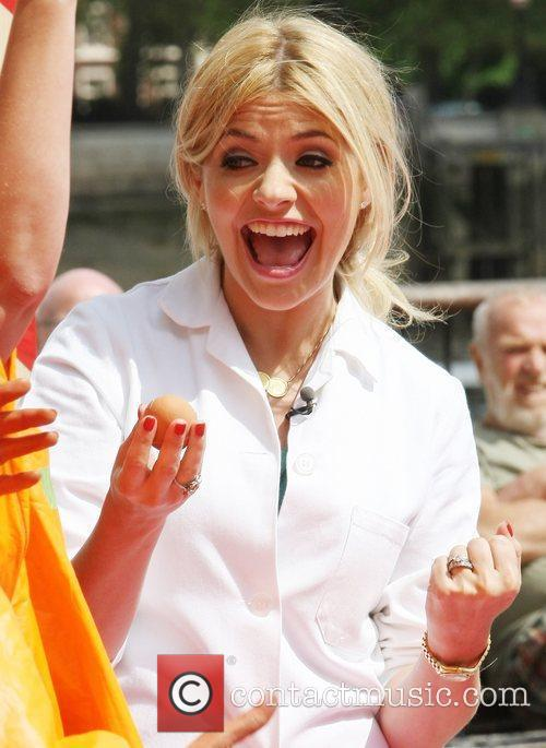 Holly Willoughby and ITV Studios 5