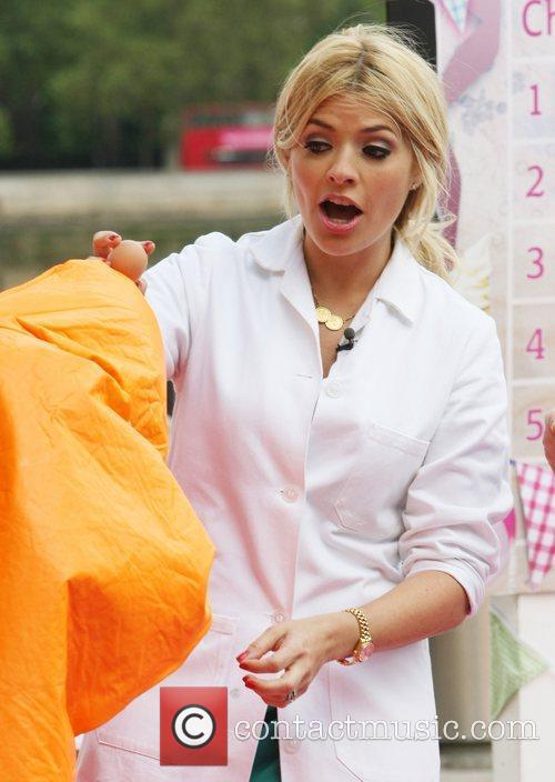 Holly Willoughby and ITV Studios 6