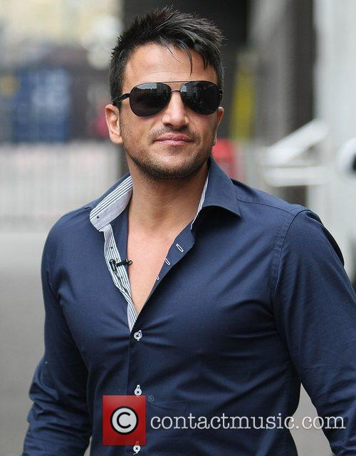 Peter Andre and Itv Studios 5