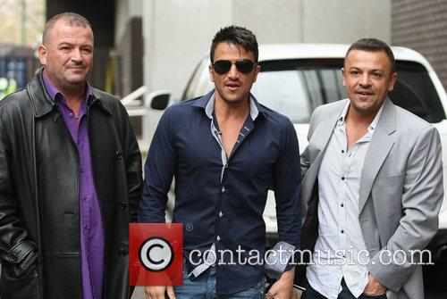Peter Andre and Itv Studios 8