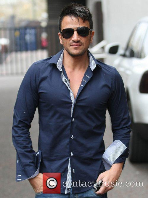 Peter Andre and Itv Studios 10