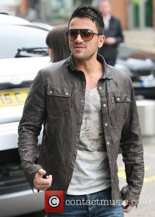 Peter Andre and Itv Studios 3