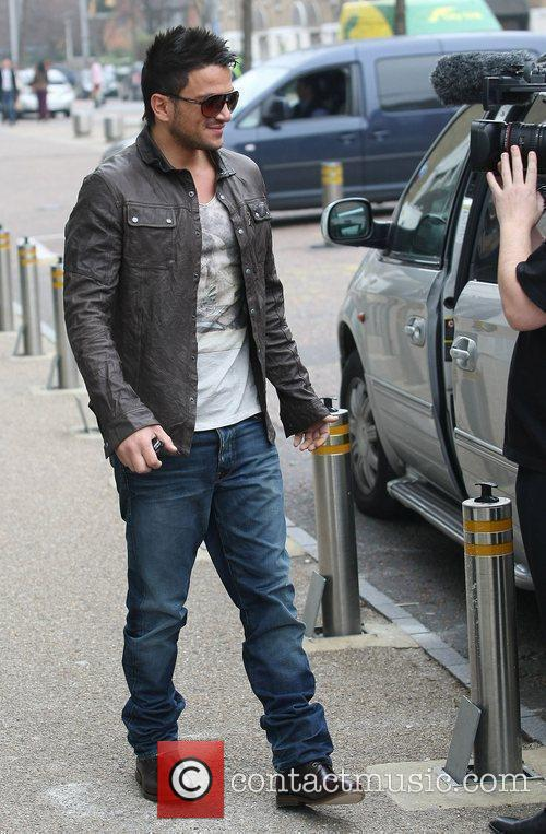 Peter Andre and Itv Studios 4