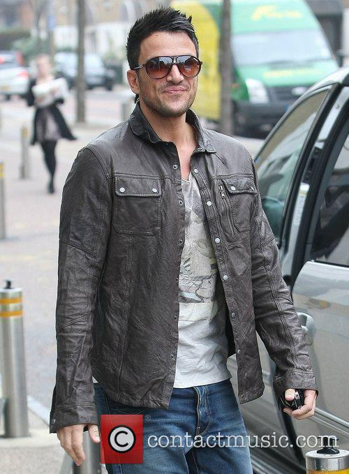 Peter Andre and Itv Studios 6