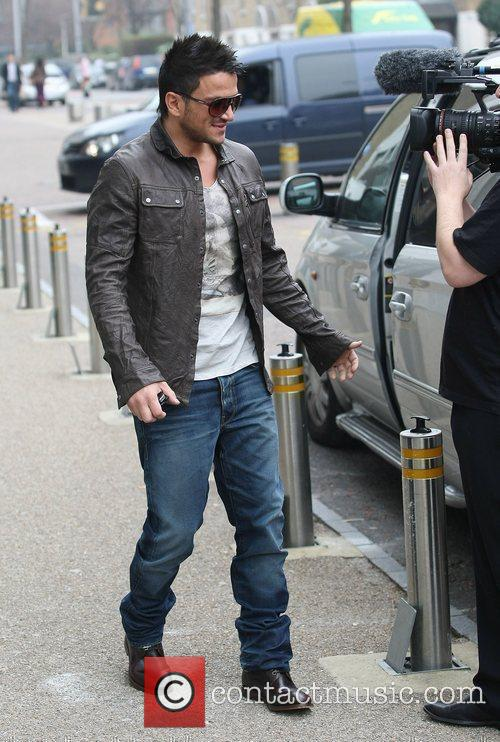 Peter Andre and Itv Studios 7