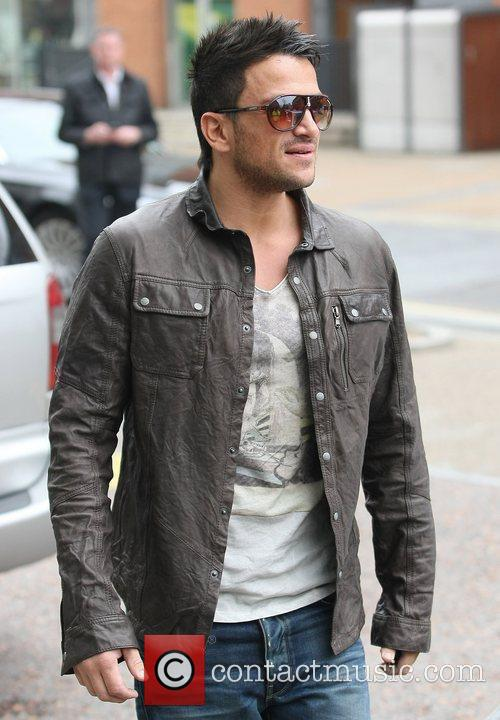 Peter Andre and Itv Studios 1