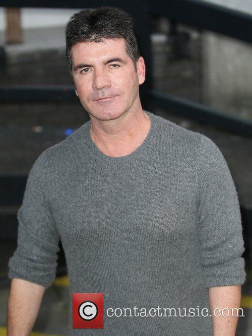 Simon Cowell and Itv Studios 2