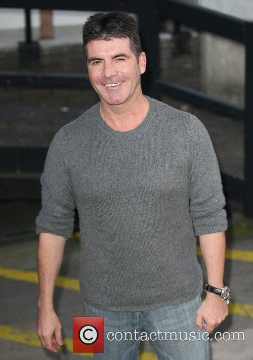 Simon Cowell and Itv Studios 5