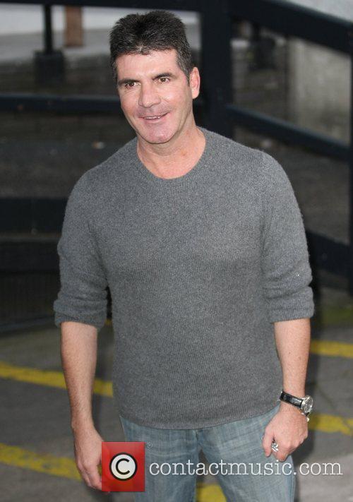 Simon Cowell and Itv Studios 1