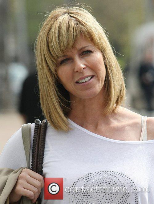 Kate Garraway at the ITV studios