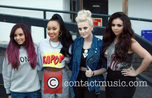 Celebrities outside the ITV studios  Featuring: Jade...
