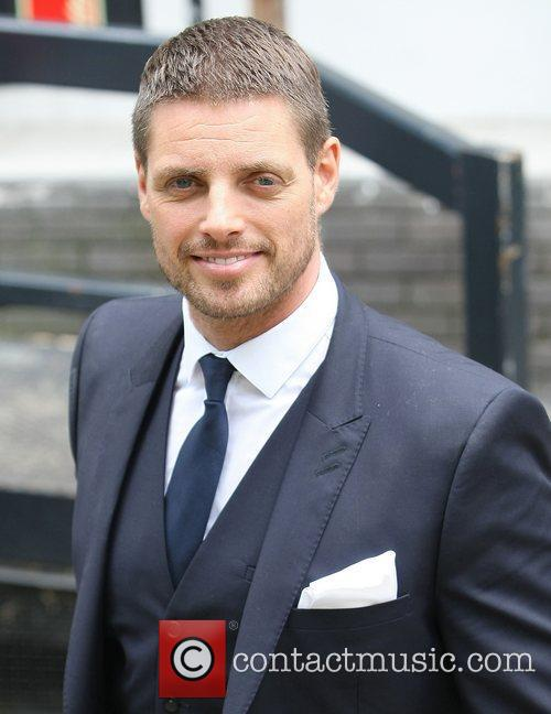 Keith Duffy and Itv Studios 2