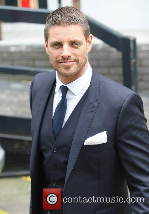 Keith Duffy and Itv Studios 1