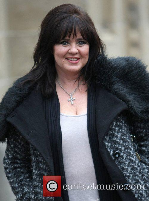 coleen nolan at the itv studios london 3637470