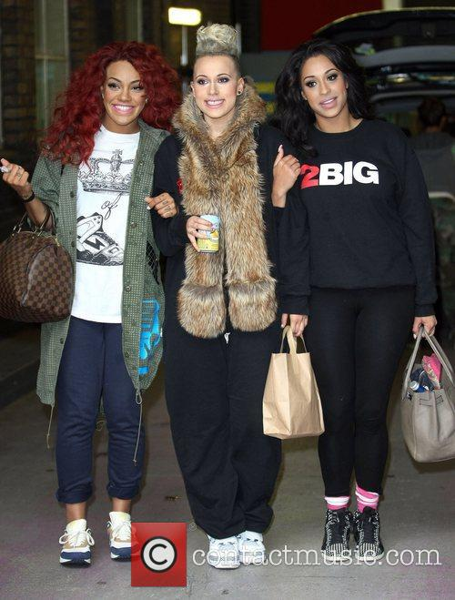stooshe outside the itv studios london england   030712 3974271