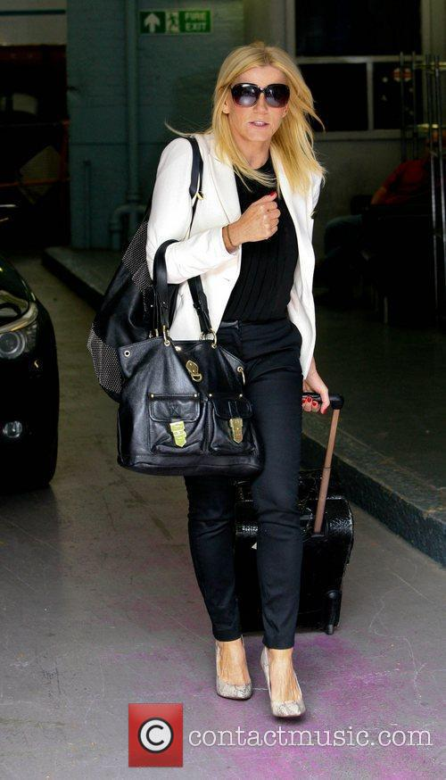 michelle collins at the itv studios london 4061413