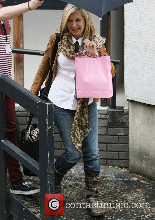 Olivia Newton-John and ITV Studios 9