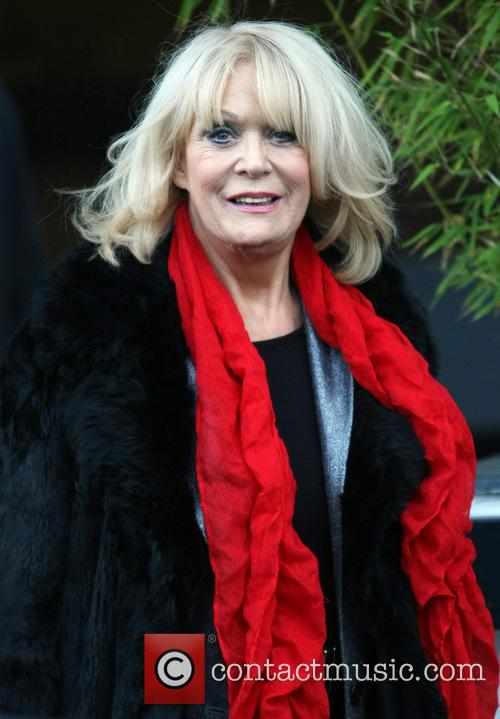 celebrities at the itv studios featuring sherrie 20011884