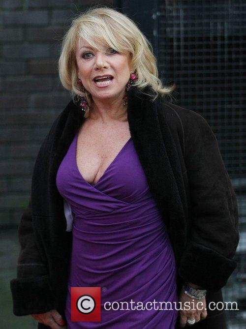 Elaine Paige and Itv Studios 1