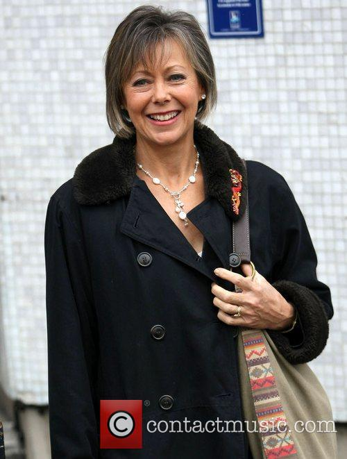 Jenny Agutter and Itv Studios 3