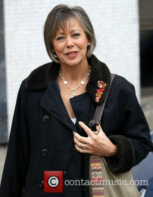 Jenny Agutter and Itv Studios 4