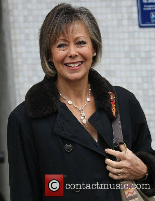 Jenny Agutter and Itv Studios 1