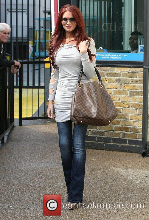 Amy Childs and Itv Studios 2