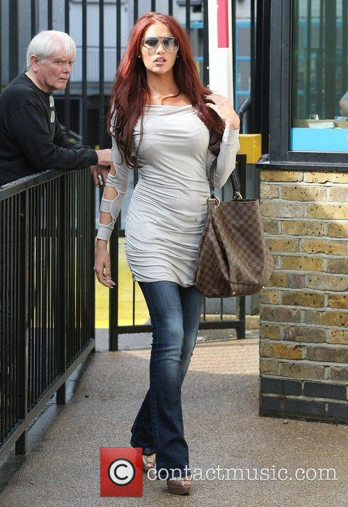 Amy Childs and Itv Studios 3