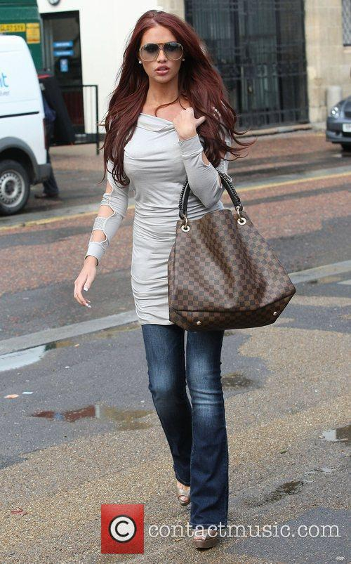 Amy Childs and Itv Studios 4