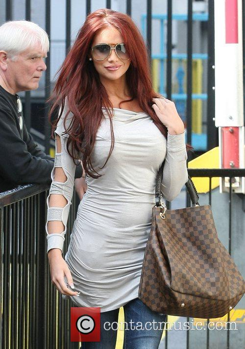 Amy Childs and Itv Studios 5