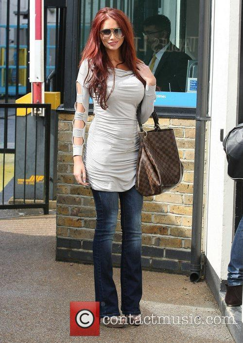 Amy Childs and Itv Studios 6