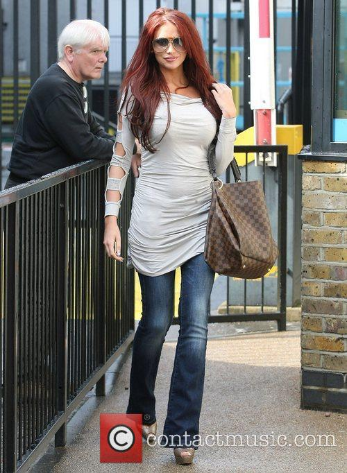 Amy Childs and Itv Studios 1
