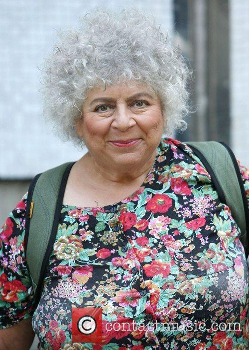 Miriam Margolyes and Itv Studios 1
