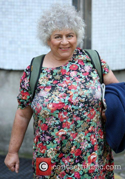 Miriam Margolyes and Itv Studios 2